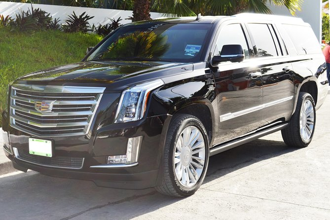 Private Arrival Luxury Transfer: San Jose International Airport to Hotels (1 - 5)