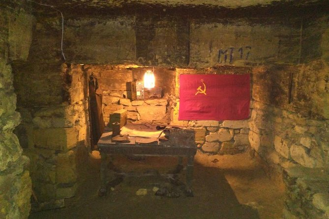Odesa Catacombs - Museum of Partisan Glory