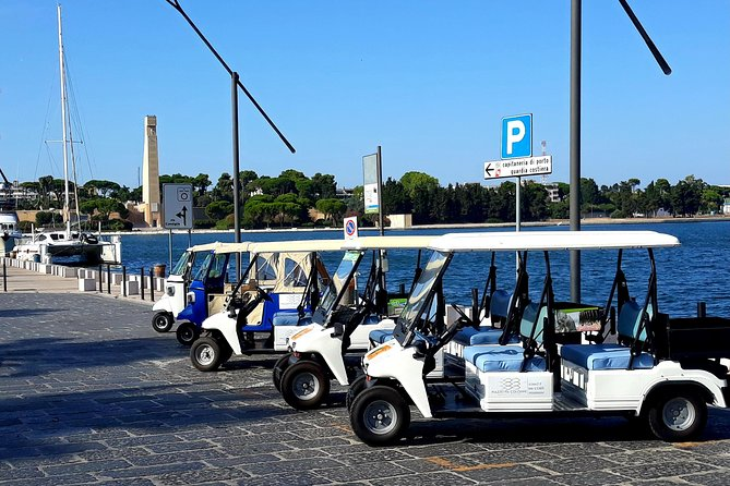 GOLF CAR TOUR Discovering Salento