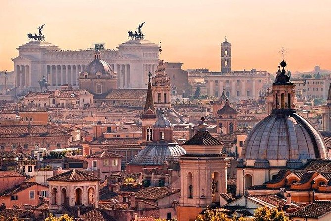 Transfer from Naples to Rome or Vice-Versa