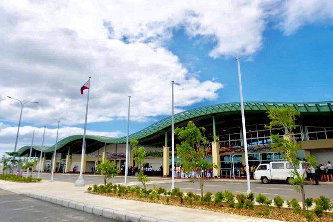 Departure Transfer from Tagbilaran Hotels to Bohol-Panglao Airport (TAG)