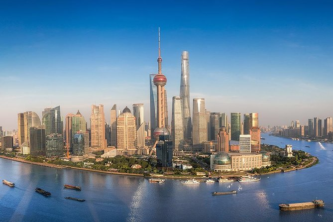 Shanghai Tower Tickets Booking
