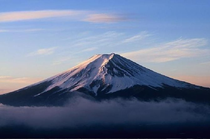 3-Day Mt Fuji, Kyoto and Nara Rail Tour from Tokyo