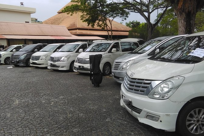 Private Transport form Singapore to Kuala Lumpur with luxury MPV photo 2