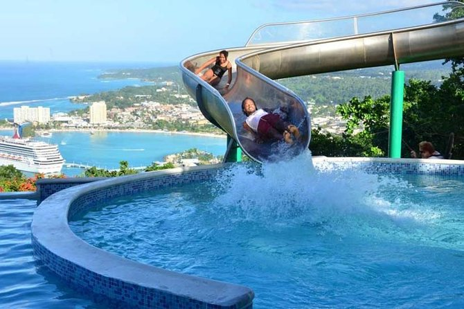 Mystic Mountain Tour from Montego Bay Port/Hotels