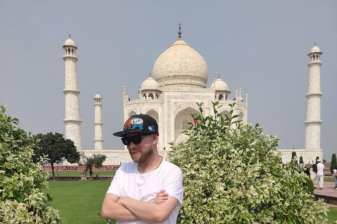 Taj Mahal & Agra Fort Tour with Fatehpur Sikri from Agra photo 3