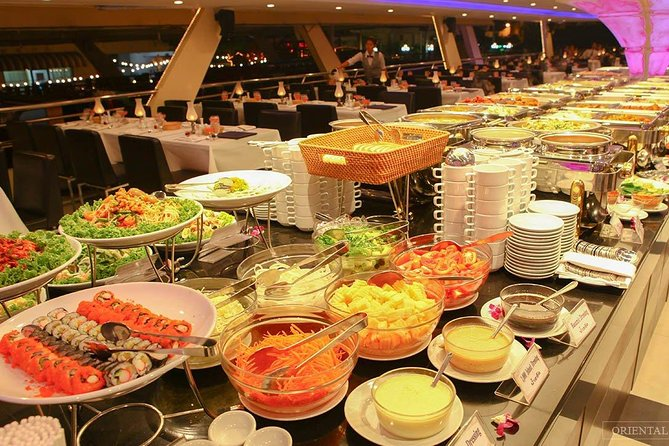 Dinner Chao Phraya Princess Cruise On The River With Transfer photo 4