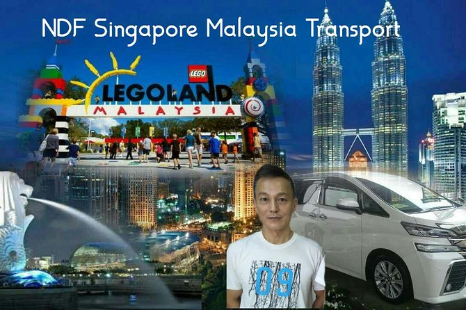 Private Transport form Singapore to Kuala Lumpur with luxury MPV photo 9