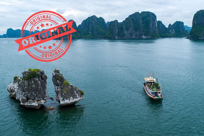 Halong Bay Day Trip with luxury Limousine Bus - Go Epressway round-trip