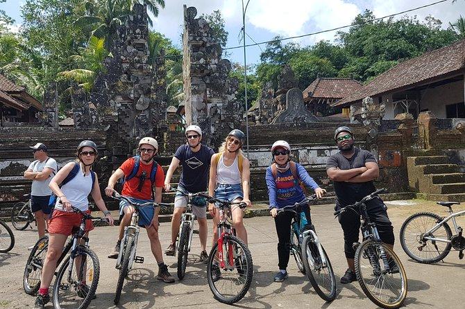 Yogyakarta Village & Temple Cycling Tour
