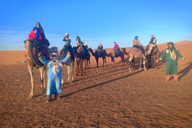 3 days desert trip from marrakech to merzouga dunes