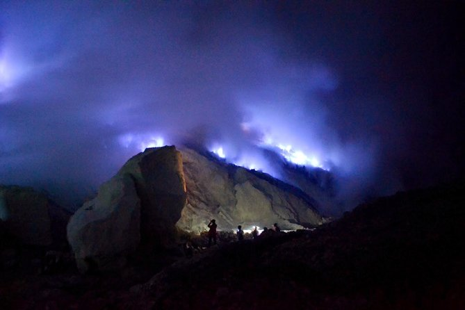 Ijen Crater Blue Fire with Accommodation