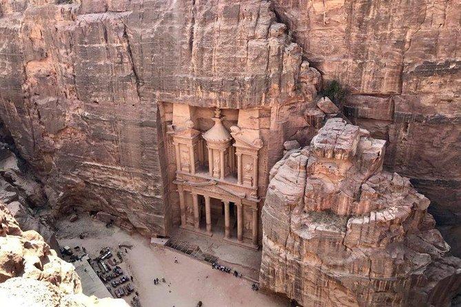 Jordan Horizons Tours : Petra Shore Excursion Aqaba Port (01 Day)