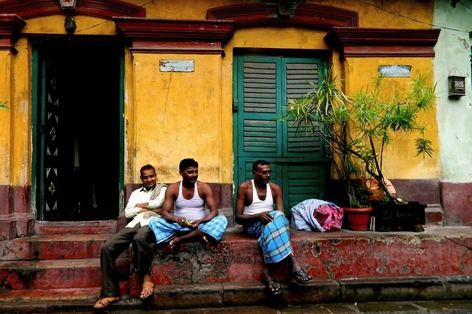 The Heritage walk of Calcutta
