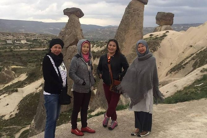 4 Days-Istanbul and Cappadocia combined package