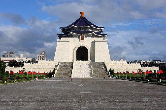 8 hours Yeliou Geopark and Taipei City Tour