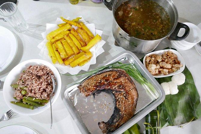 Private Filipino Cooking Class in Iloilo City Using Heirloom Recipes