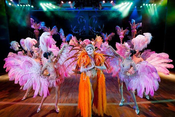 Simon Cabaret Show VIP Seat in Phuket