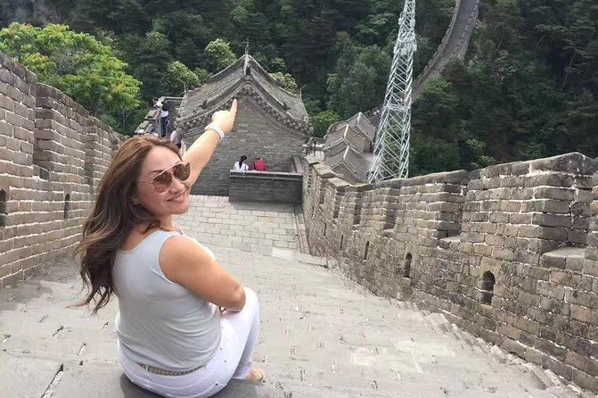 Private day Tour to the Mutianyu Great Wall by English speaking Driver