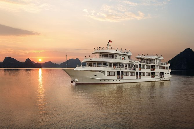 Athena Luxury Cruise - 2 days 1 night discovering non-touristic route