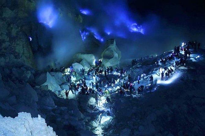 Ijen Blue Flame Banyuwangi