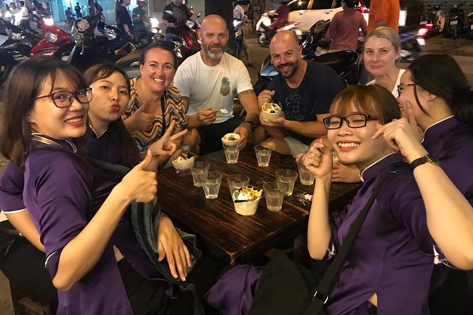 The AoDai Foodie - The Premiere Street Food Tour in Ho Chi Minh City