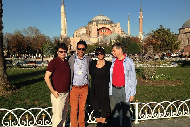 Highlights of Istanbul: 1,2 or 3 Days Private Guided Tour