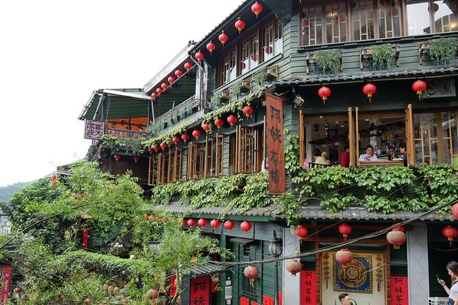 8 hours Yeliou Geopark and Jioufen Old Street tour
