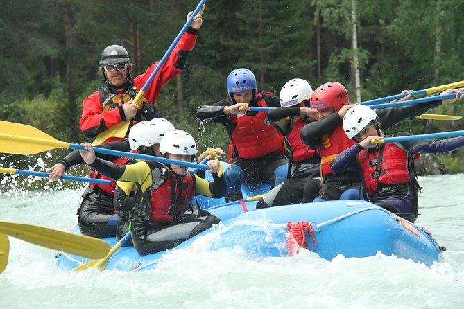 White Water Family Rafting