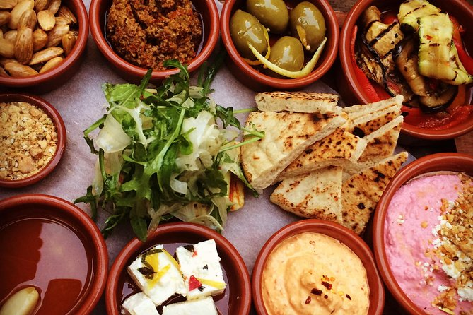 Traditional Cuisine & Cultural Flavours: City Walking Food Tour Ayia Napa 2.5hrs
