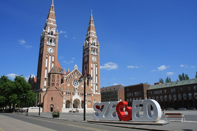 Day Trip from Budapest to Szeged