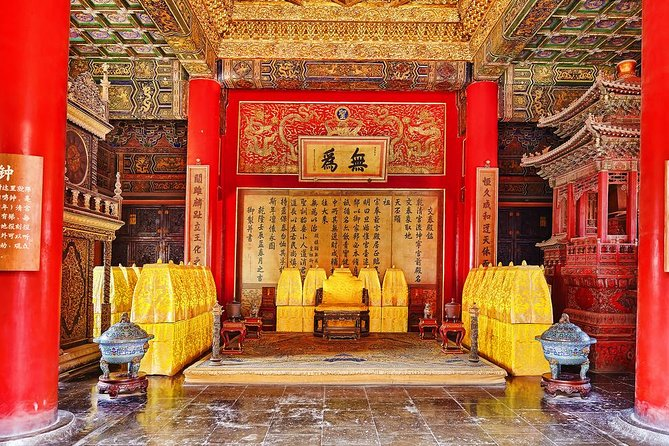 Private Tour: Tian'anmen Square and the Forbidden City