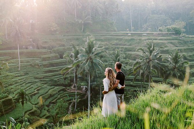 Private : Ubud Day Tour with All Ticket Inclusive