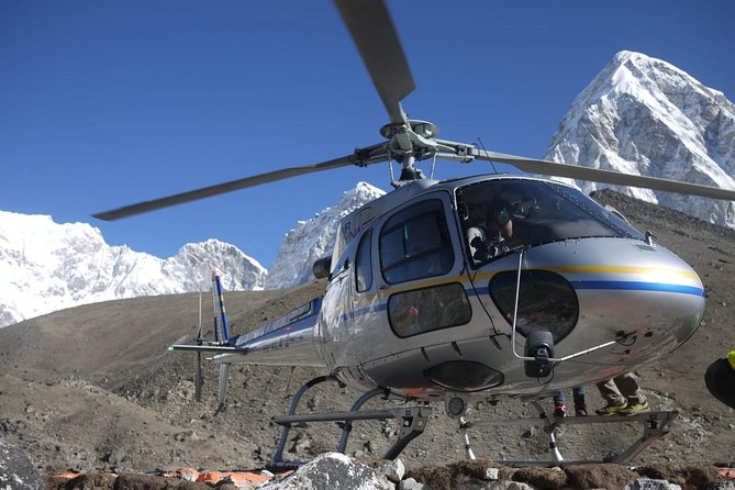 Everest Base Camp Trekking and fly back by Helicopter 12 days