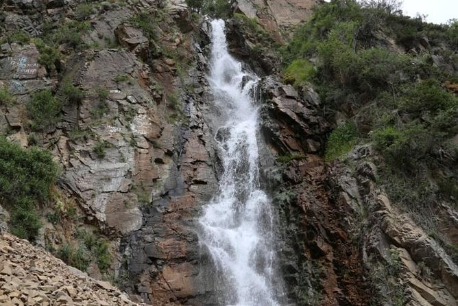 Group tour to Turgen waterfalls+Ostrich farm+Fountain of Youth. One day tour.