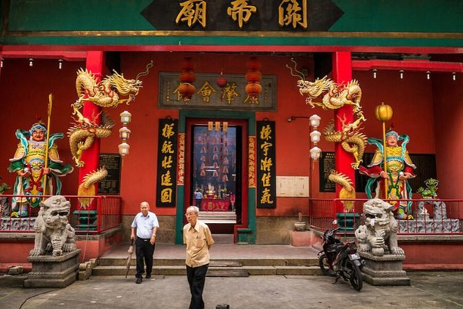 Private Culture & Heritage Walk: Insider's Kuala Lumpur