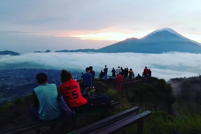 Private Tour : Mount Batur trekking and Visit Agricuture Coffee Plantations