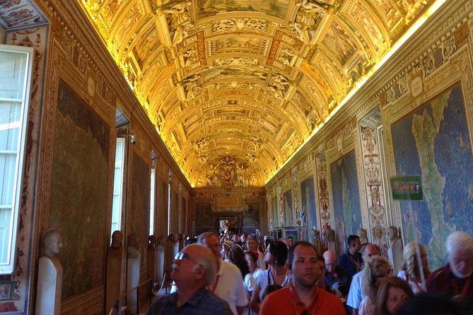 Rome Private Tour All Included Official Tour Guide,Van,Driver,Tickets and Lunch