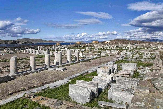 Ancient Delos Tour