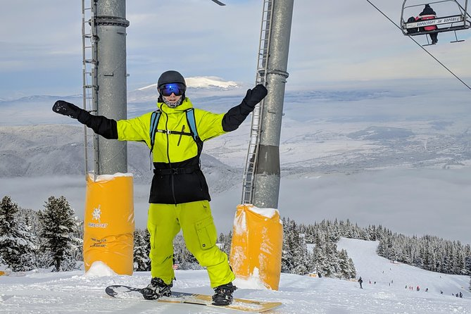 The Ski and Snowboard Day Trip from Sofia to Borovets. We Provide All You Need!
