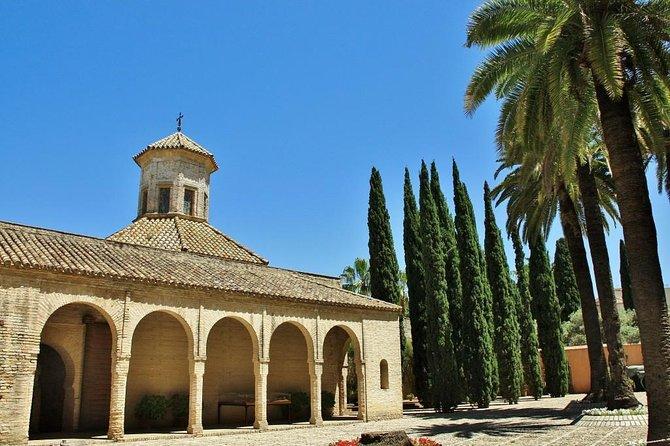 Alcazar tour Jerez de la Frontera