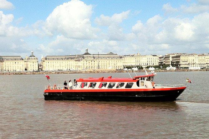 Bordeaux Unesco Treasures Garonne River Sightseeing Cruise