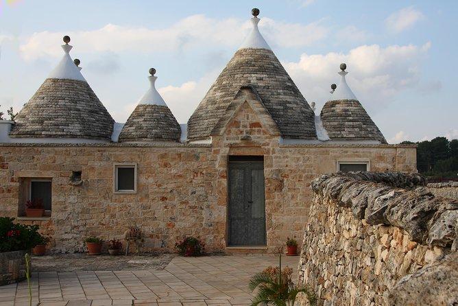 3 Days Private Tour Unesco Wonders Puglia & Matera