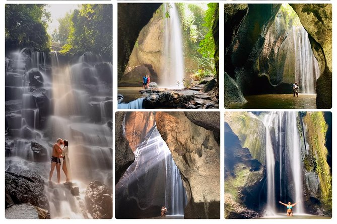 Bali Waterfalls in One Day: Tukad Cepung, Tibumana, Kanto Lampo, Tegenungan.