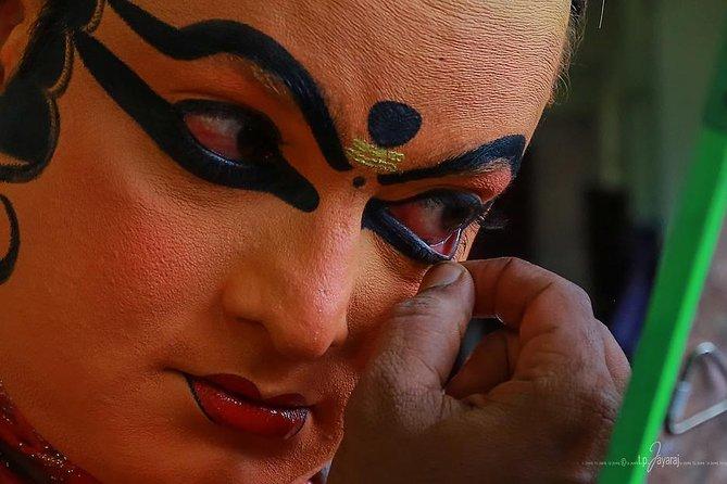 Skip the Line: Kathakali Cultural Show Ticket