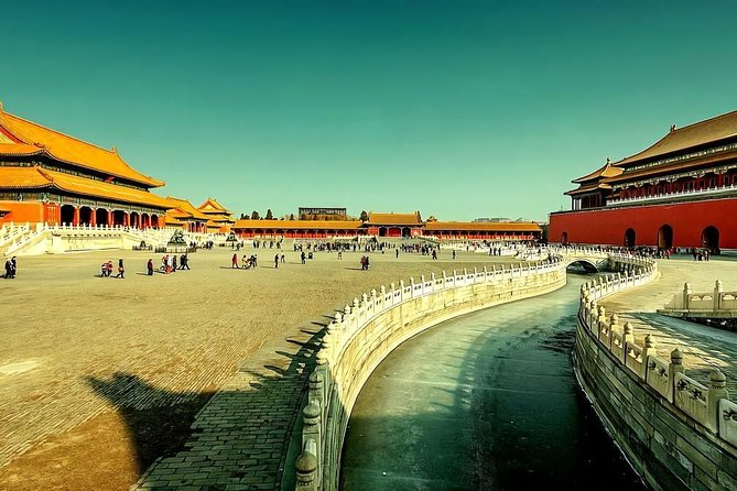 2-Day Private Beijing Highlights Tour from Nanjing by Bullet Train
