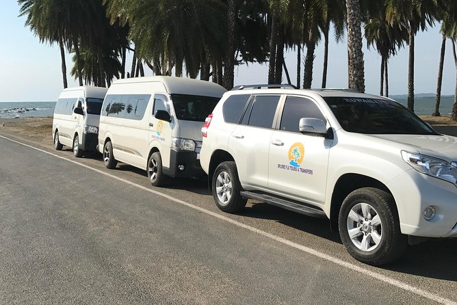Nadi Airport/Nadi Hotels to Suva City Areas