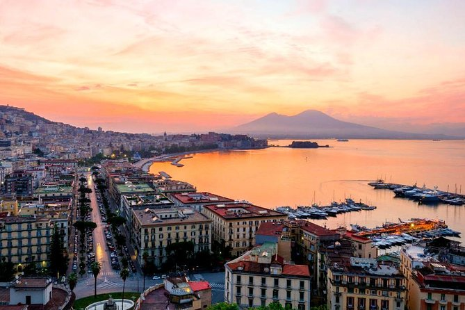 Visit of the city of Naples