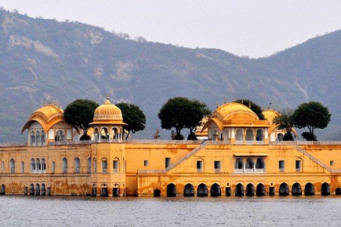 Jaipur Overnight Tour From Delhi