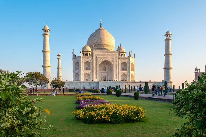 Taj Mahal Tour From Delhi by Car
